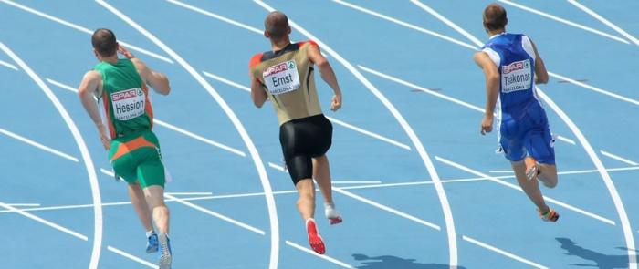 Visita sportiva sport di corsa
