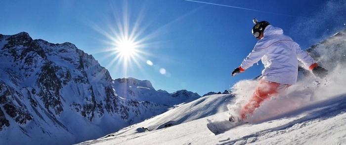 Visita sportiva sport invernali